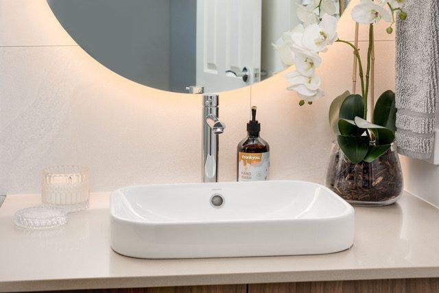 Close-up-basin-bathroom-renovation